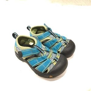 Keen Sandals Size 7 Toddler Boy Water Shoes